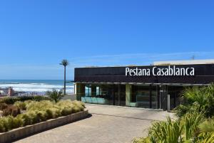 Pestana Casablanca, Seaside Suites & Residences, Resorts  Casablanca - big - 47