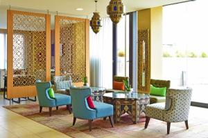 Pestana Casablanca, Seaside Suites & Residences, Resorts  Casablanca - big - 35