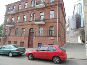 Апартаменты Люкс с 1 спальней на Энгельса, Минск