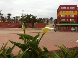 Cabañas La Posada Del Mar, Апарт-отели  El Quisco - big - 34