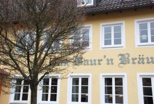 Altstadthotel Bauern Bräu Schrobenhausen