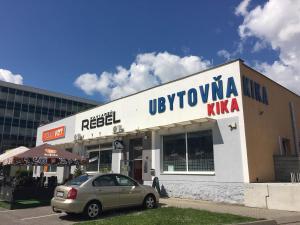 Ubytovna Kika