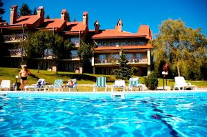 Курортный отель Перлина Карпат - фото 3