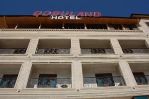 Отель Qobuland - фото 25