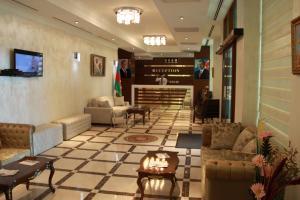 Отель Qobuland - фото 22