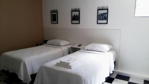 Medieval Hotel, Hotel  Três Corações - big - 18