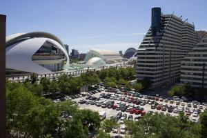 Holidays City of Arts, Appartamenti  Valencia - big - 1