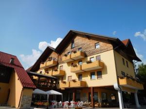 Hotel Vescovi, Hotel  Asiago - big - 33