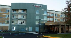 Courtyard by Marriott Philadelphia Bensalem, Hotely  Bensalem - big - 1