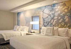 Courtyard by Marriott Philadelphia Bensalem, Hotely  Bensalem - big - 9