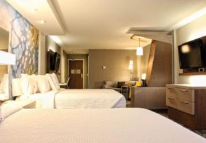 Courtyard by Marriott Philadelphia Bensalem, Hotely  Bensalem - big - 12