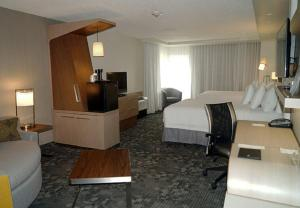 Courtyard by Marriott Philadelphia Bensalem, Hotely  Bensalem - big - 8