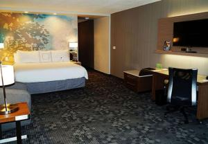 Courtyard by Marriott Philadelphia Bensalem, Hotely  Bensalem - big - 20
