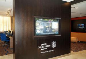 Courtyard by Marriott Philadelphia Bensalem, Hotely  Bensalem - big - 19