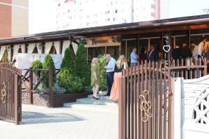 Апартаменты на Рокосовского 1в - фото 18