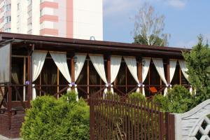 Апартаменты на Рокосовского 1в - фото 19