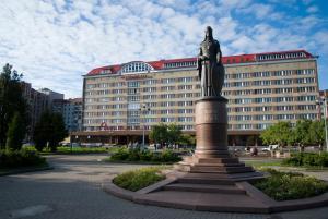 Гостиница Рижская