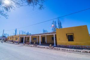 Apacheta Posada Rural, Гостевые дома  Famatina - big - 16