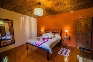 Apacheta Posada Rural, Гостевые дома  Famatina - big - 4