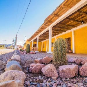 Apacheta Posada Rural, Гостевые дома  Famatina - big - 20