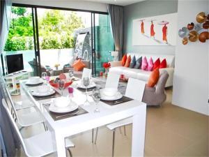 COCO Chalong 2 bedrooms New Villa, Villas  Chalong  - big - 6