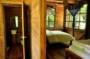 Huella Verde Rainforest Lodge, Kunyhók  Canelos - big - 6