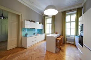 EMPIRENT Grand Central Apartments, Apartmanok  Prága - big - 152
