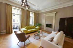 EMPIRENT Grand Central Apartments, Apartmanok  Prága - big - 24