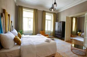 EMPIRENT Grand Central Apartments, Apartmanok  Prága - big - 149