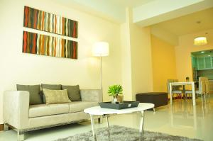 CSuites at Two Central Residences, Apartmánové hotely  Manila - big - 20