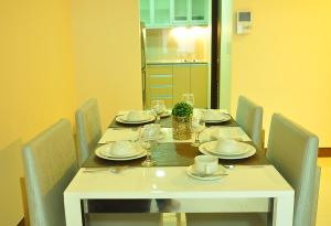 CSuites at Two Central Residences, Apartmánové hotely  Manila - big - 15