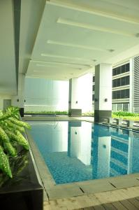 CSuites at Two Central Residences, Apartmánové hotely  Manila - big - 62