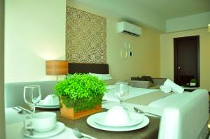 CSuites at Two Central Residences, Apartmánové hotely  Manila - big - 51