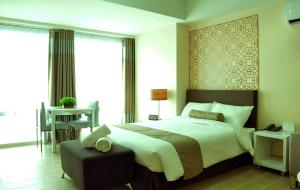 CSuites at Two Central Residences, Apartmánové hotely  Manila - big - 50