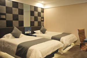 Zhotels Zhishang Hotel Shanghai East China Normal University Caoyang Road Metro Station Branch