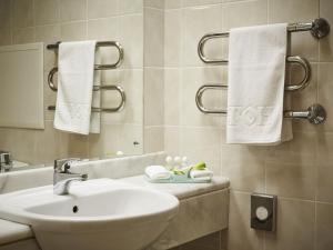Отель Протон - фото 7