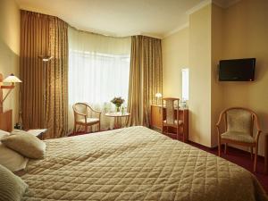 Отель Протон - фото 8