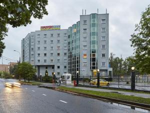 Отель Протон - фото 11