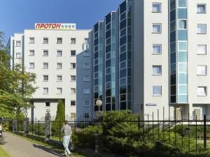 Отель Протон - фото 12
