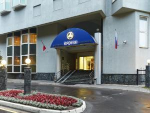 Отель Протон - фото 13