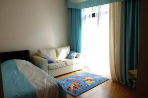 Apartment at Hillside Village, Apartmány  Bozhurets - big - 36
