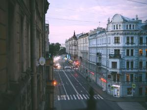 Polosaty Hostel, Hostely  Petrohrad - big - 43