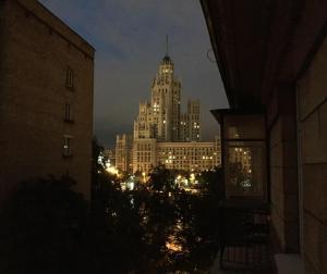 Guest House on Kosmodamianskaya naberezhnaya, Vendégházak  Moszkva - big - 9