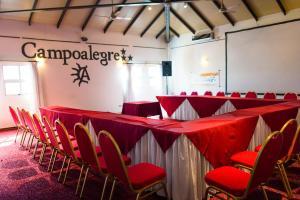 Hotel Campo Alegre, Отели  Rafaela - big - 15