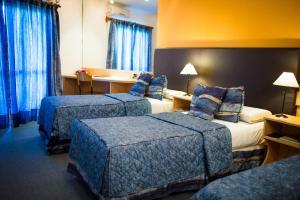 Hotel Campo Alegre, Отели  Rafaela - big - 20