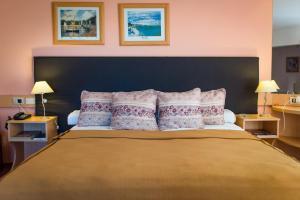Hotel Campo Alegre, Отели  Rafaela - big - 1