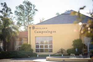 Hotel Campo Alegre, Отели  Rafaela - big - 24