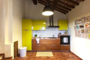 Two-Bedroom Apartment with Garden View Allegro Agriturismo Argiano