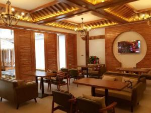 Zhangjiajie Yunshe Boutique Hostel