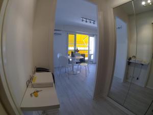 Studio Residence Du Casino, Апартаменты  Ментон - big - 9